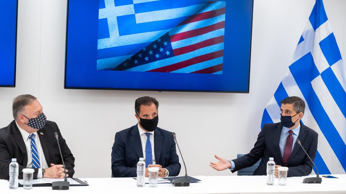 Στην Θεσσαλονίκη ο Χρίστος Δήμας για την υπογραφή της συμφωνίας συνεργασίας με τις ΗΠΑ στον τομέα της επιστήμης και της τεχνολογίας