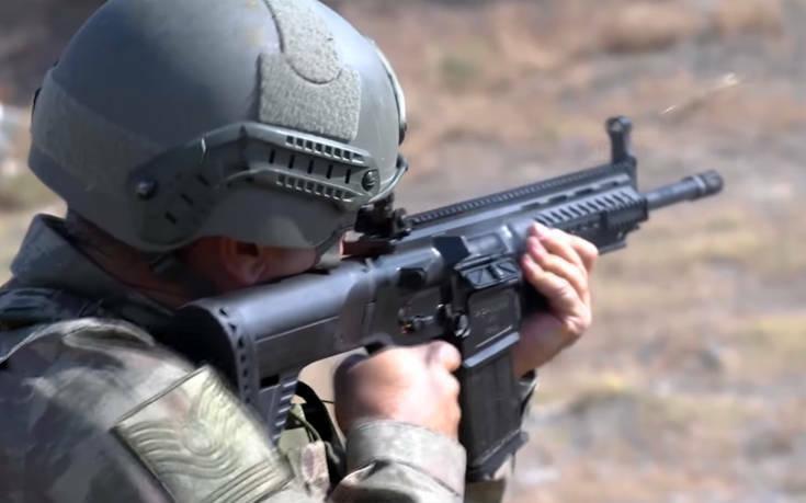 Ο Καναδάς σταματάει τις εξαγωγές όπλων στην Τουρκία