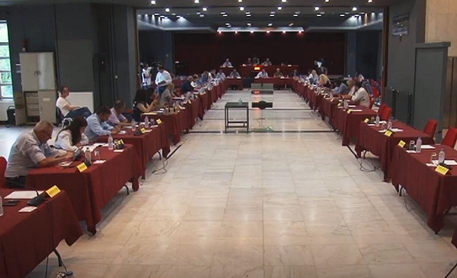 Δείτε το Περιφερειακό συμβούλιο της 5-10-2020
