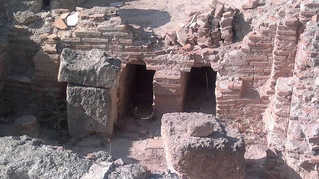 Ρωμαϊκή Έπαυλη Λουτρακίου
