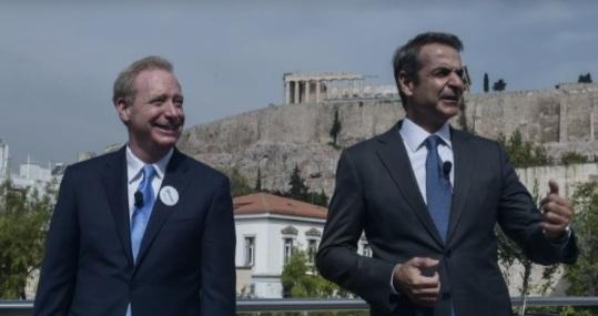 Μετά τη Microsoft, έρχεται και η Amazon στην Ελλάδα – Άμεσα θα ξεκινήσει η κατασκευή τριών data centers στην Ανατολική Αττική