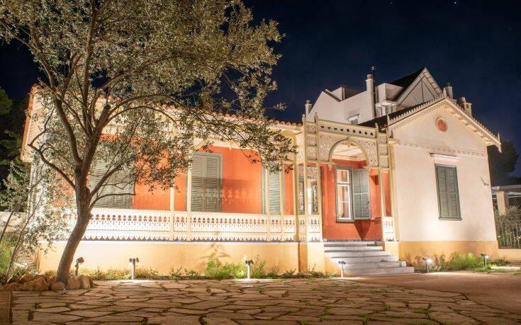 Τελετή για την αποκατάσταση της οικίας του Παύλου Μελά στην Κηφισιά