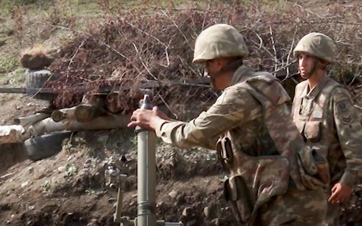 Μακρόν και Πούτιν ζητούν άμεση και πλήρη κατάπαυση του πυρός στο Ναγκόρνο Καραμπάχ