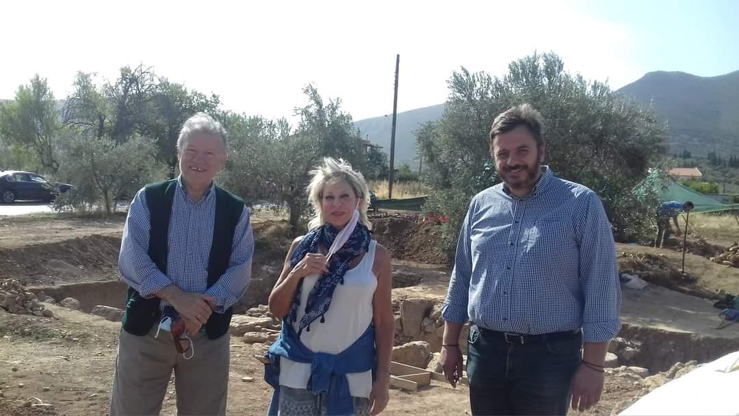 Συνεχίζουν να εκπλήσσουν τα ευρήματα στις ανασκαφές στη Τενέα
