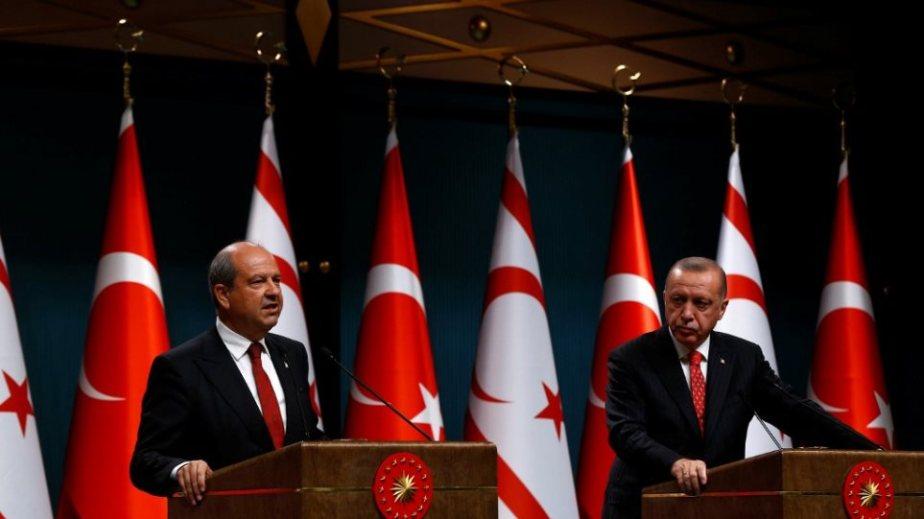 Ο εκλεκτός του Ερντογάν νικητής στις εκλογές του ψευδοκράτους