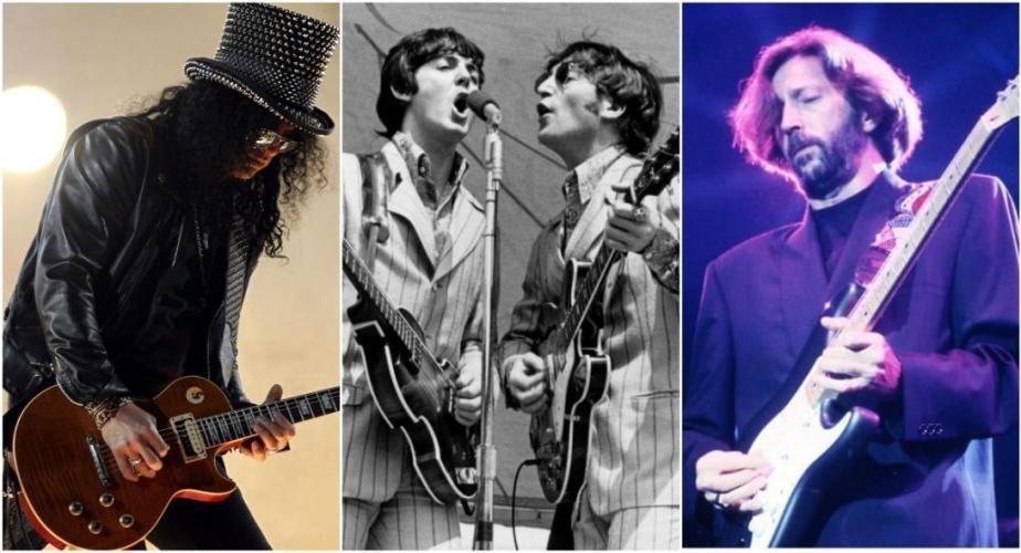 10 πασίγνωστοι μουσικοί που δεν έμαθαν ποτέ… μουσική!