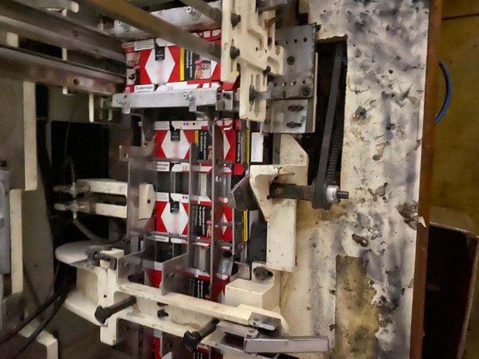 Παράνομο εργοστάσιο τσιγάρων στην Κορινθία – Κατασχέθηκαν 6 εκατ. τσιγάρα
