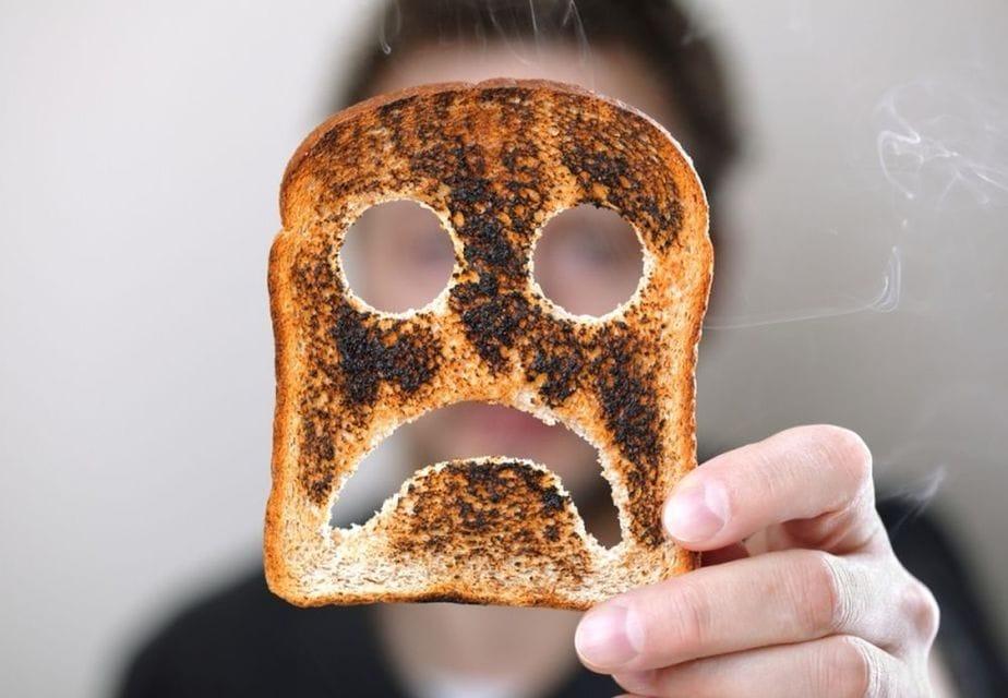 Αν σου αρέσει να τρως ξεροψημένο ψωμί πρέπει να μάθεις κάτι γι' αυτό