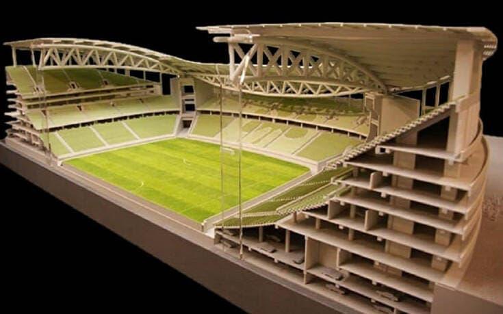 Άδωνις Γεωργιάδης: Σε 36 μήνες το γήπεδο του Παναθηναϊκού στον Βοτανικό