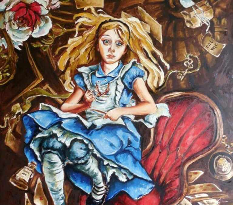 «Η Αλίκη στη χώρα των θαυμάτων»: Η σκοτεινή ιστορία πίσω από το αγαπημένο βιβλίο των παιδιών