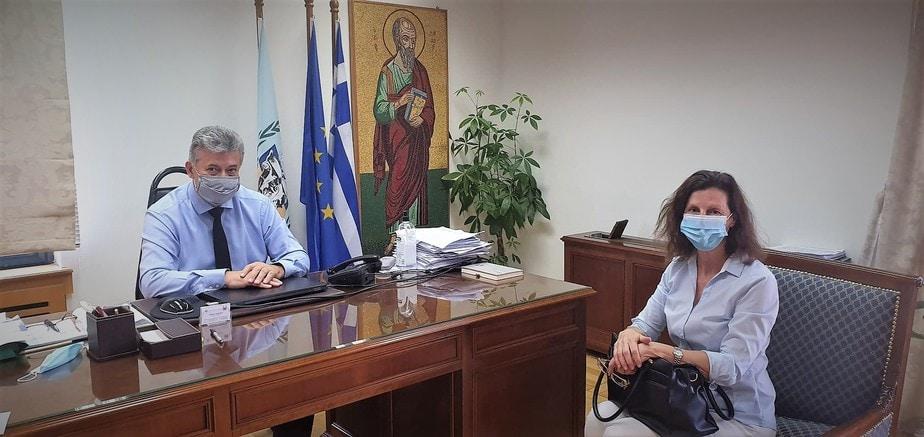 Αρωγός και συμπαραστάτης ο Δήμος Κορινθίων στο δύσκολο έργο του Κέντρου Υγείας Κορίνθου