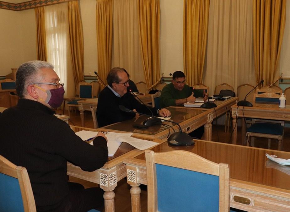 Τηλεδιάσκεψη του περιφερειάρχη Π. Νίκα σχετικά με το φυσικό αέριο και το τρένο στην Περιφέρεια Πελοποννήσου