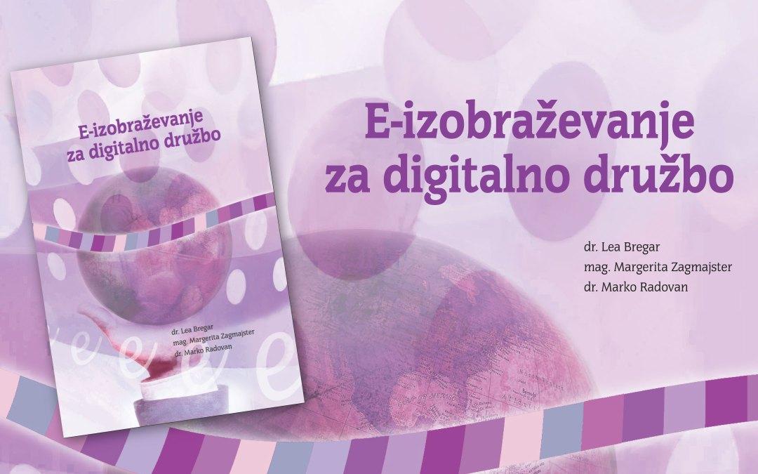 E-izobraževanje za digitalno družbo