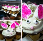 Bunnies! Cupcake By: Elizabeth Preston Photo By: Elizabeth Preston