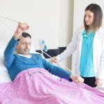 Yatılı fizik tedavi merkezi