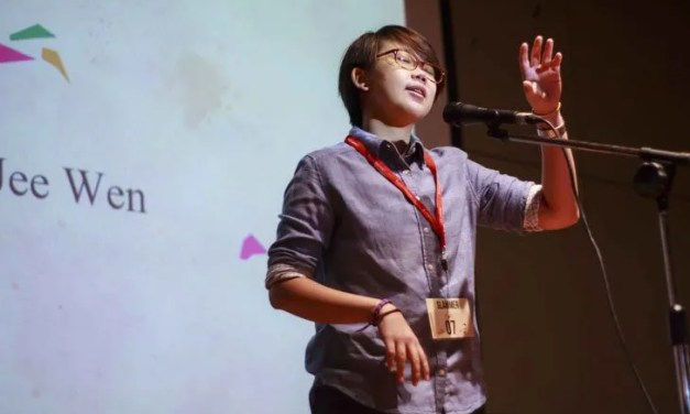 Poets demand change at UCSI's Poetry Slam Competition 2016