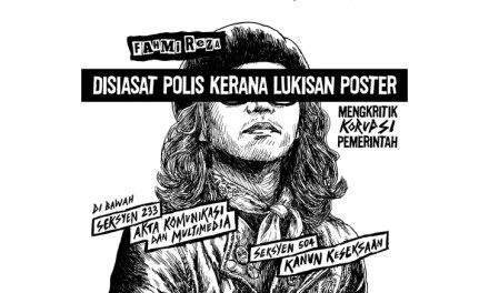Where is Fahmi Reza?