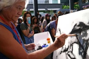 OPINION | Art Battle – Why it is good to splash it all out by Stan C.H. Lee