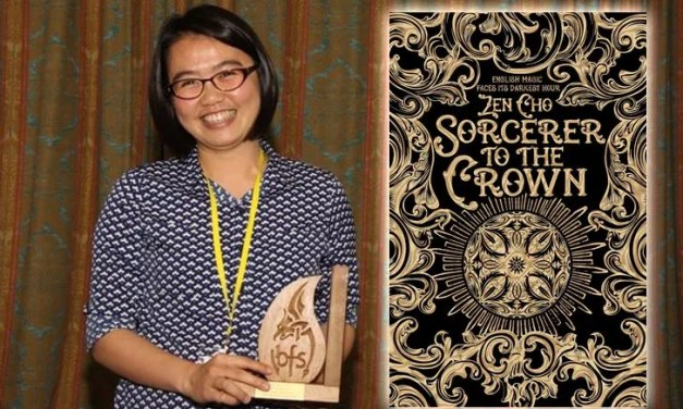 Zen Cho On Being Inspired By Other Stories And Being Zen At Writing