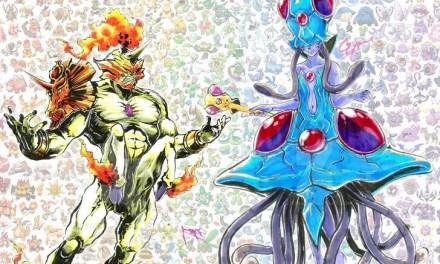 This artist morphs Pokemon into Kaijin – names them Po-Kaijin