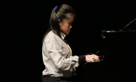 Visually impaired pianist will leave you stunned with her musical skills!