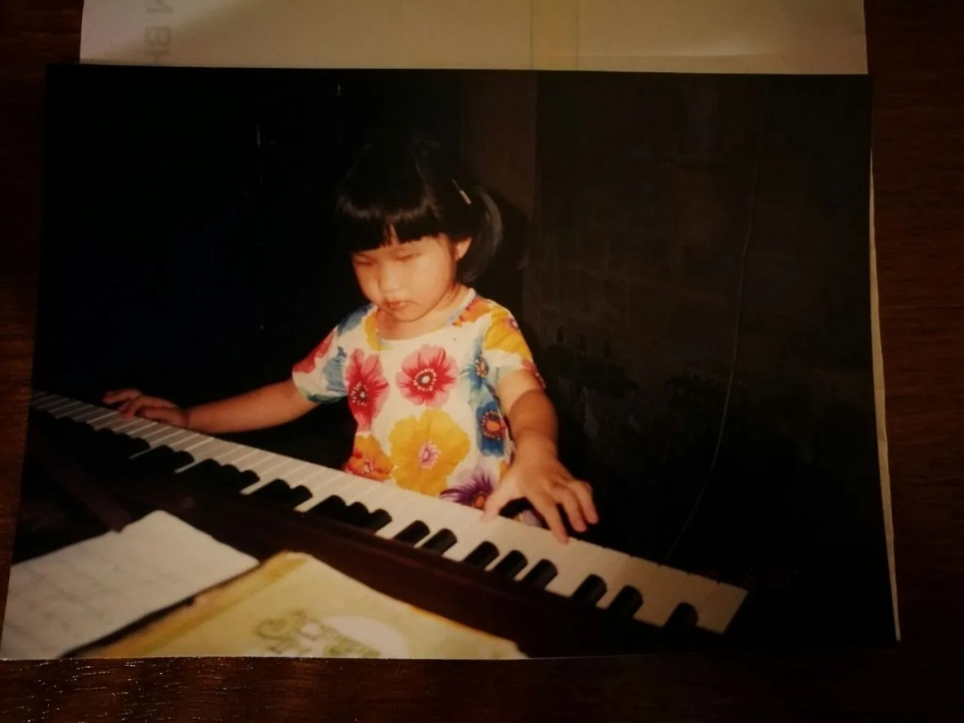 Samantha's musical capabilities were on display ever since she was a child. Image credit: Jessy Liew.