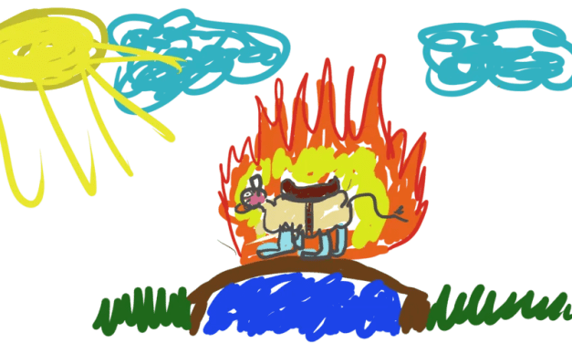 SHORT STORY   Heat by Ted Mahsun