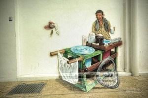 Cerpen   Semangkuk Cendol Dan Melayu Twink Pandu Mercedes oleh Abdullah Hussaini