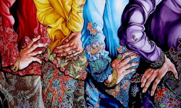 SHORT STORY   Being a Peranakan by Peter Soh