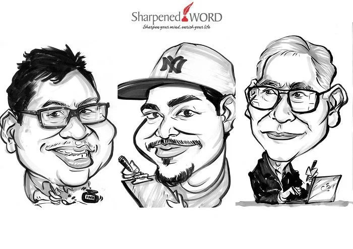 Meet legendary Malaysian cartoonists in Ipoh this weekend!