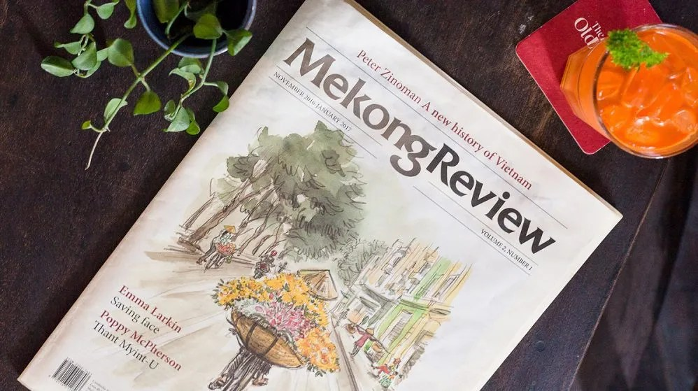 Mekong Review, the accidental Southeast Asian literary journal