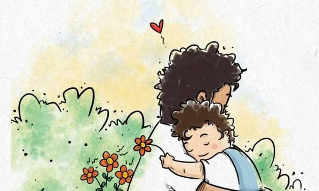 Celebrating the trials and tribulations of fatherhood through comics