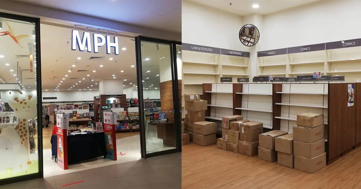 The Reason MPH Is Closing Down Its Bookstores Is Not What You Think It Is