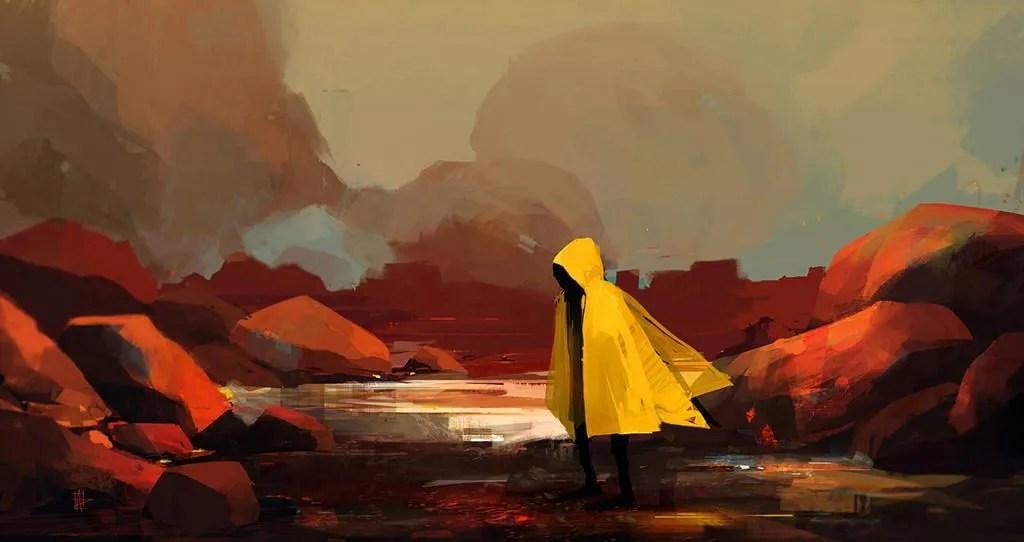 POETRY | Catch The Rain by Azlan Shah Fadzil