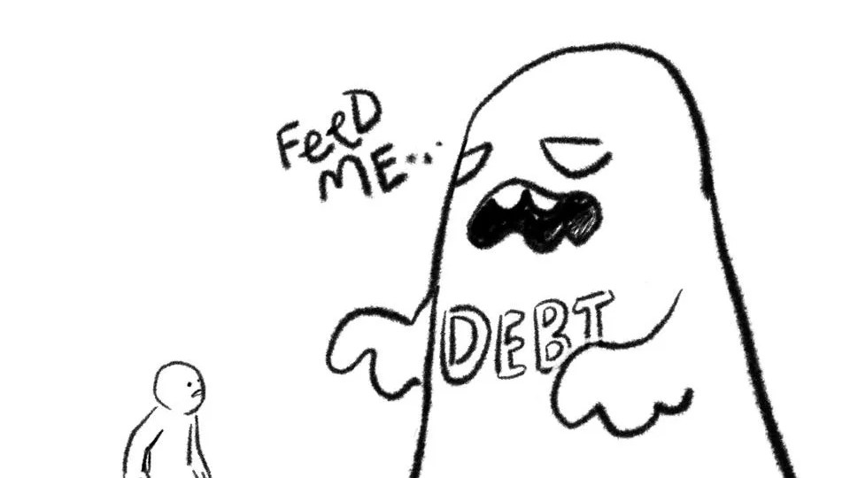 This Web Comic Is For People Who Find Money Confusing And Scary