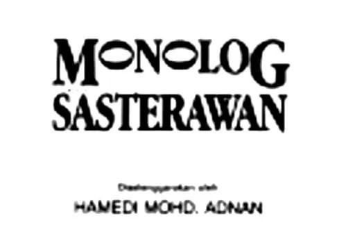 Monolog Kathirasan Doraisamy