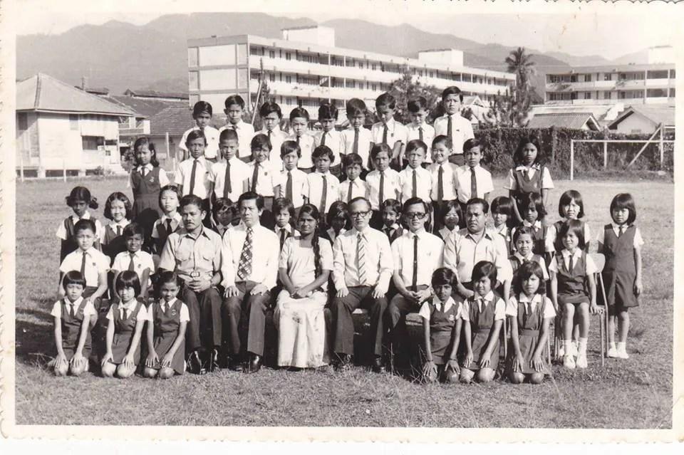ESEI   Memori Sekolah Rendah oleh M. Mahendran