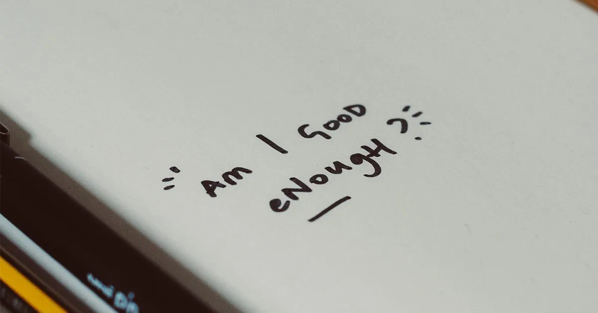 POETRY | Good Enough by Charles Chiam