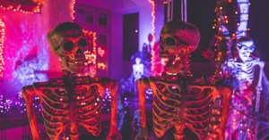 SHORT STORY   Just A Halloween Party Gone Wrong by CA Yin