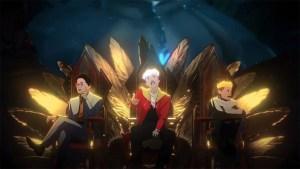 How A Tiny Studio Earned Praise For Yonnyboii's Latest Animated Music Video