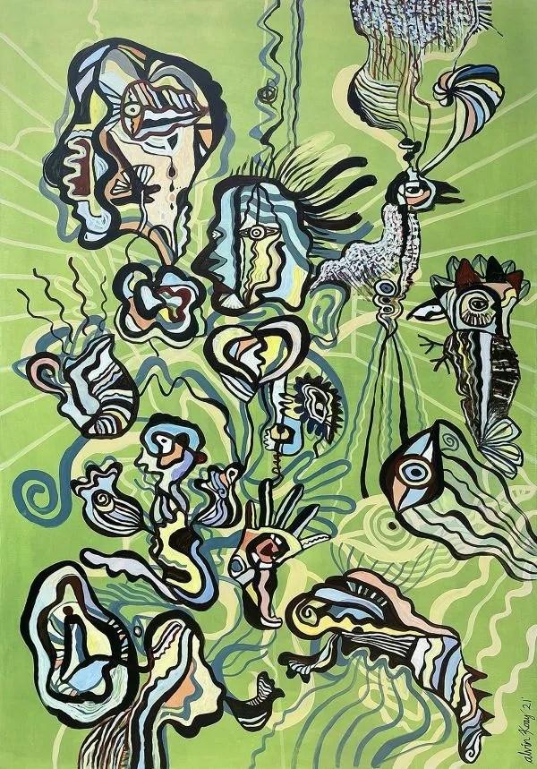 Alvin Koay NFT Art