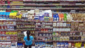 SHORT STORY | What Is It With Grocery Stores? by Karisshma Kaur