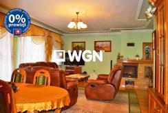 salon w luksusowej willi na sprzedaż w okolicach Bolesławca