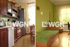 na zdjęciu dwa luksusowe pomieszczenia w apartamencie w Legnicy do sprzedaży