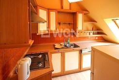 na zdjęciu komfortowo wyposażona kuchnia na sprzedaż w Szczecinie