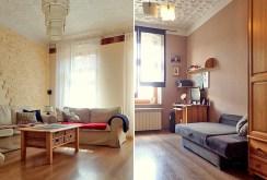na zdjęciu dwa luksusowe pokoje w apartamencie do sprzedaży w Legnicy
