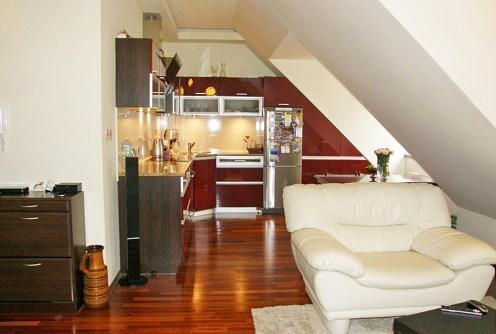 zdjęcie przedstawia ekskluzywne wnętrze w apartamencie na sprzedaż we Wrocławiu