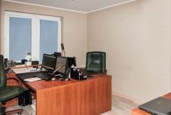 widok na gabinet do pracy w apartamencie w Szczecinie do sprzedaży