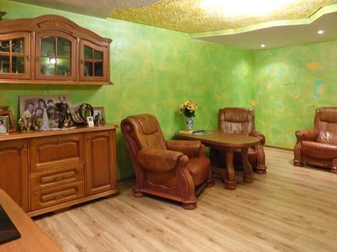 na zdjęciu wnętrze luksusowego apartamentu do sprzedaży w Kwidzynie