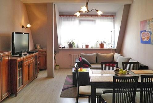 na zdjęciu ekskluzywne wnętrze luksusowego apartamentu do sprzedaży w Szczecinie